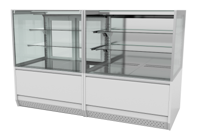 Self Service and Ventilated Display
